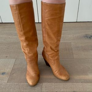 Nine West Knee High Boots 7.5M